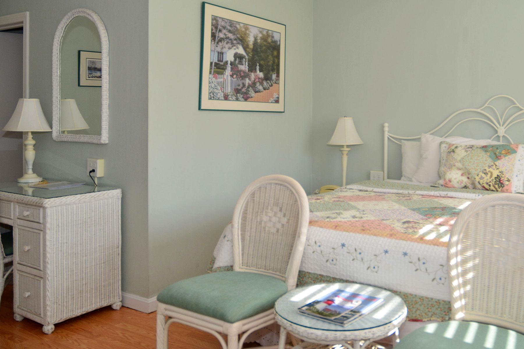 Falmouth MA Hotel Room