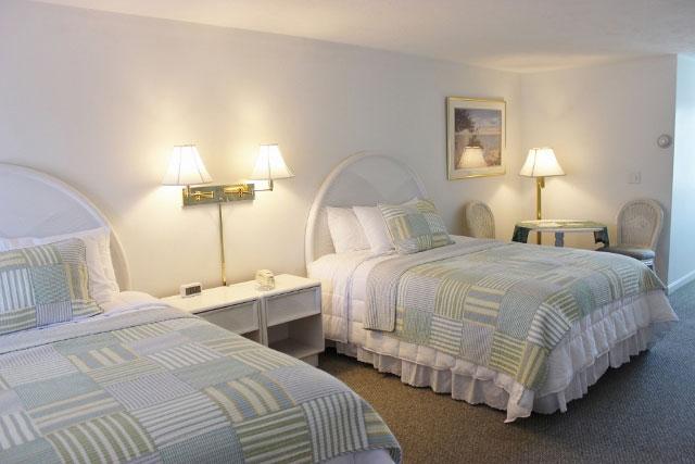 Falmouth Hotel Room