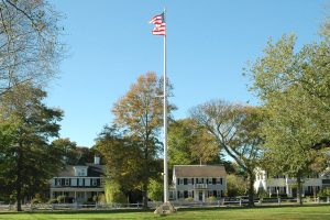 Falmouth Village Flag